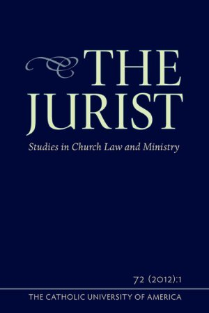 The Jurist cover