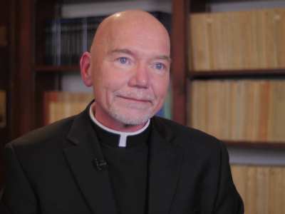 Monsignor Ronny Jenkins, Dean