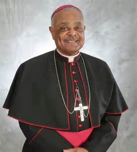 Reverend Wilton Gregory